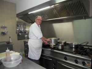 Notre chef Patrick