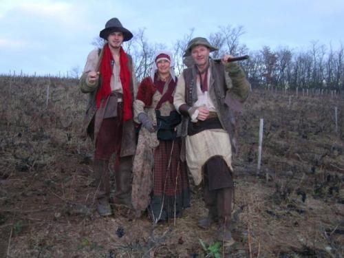 La Famille Despres au 19ème siècle